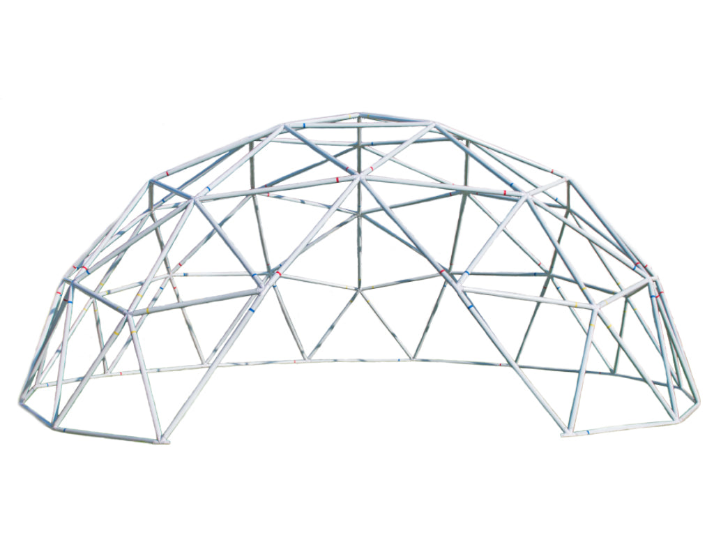 Why Build a Geodesic Dome Out of PVC?