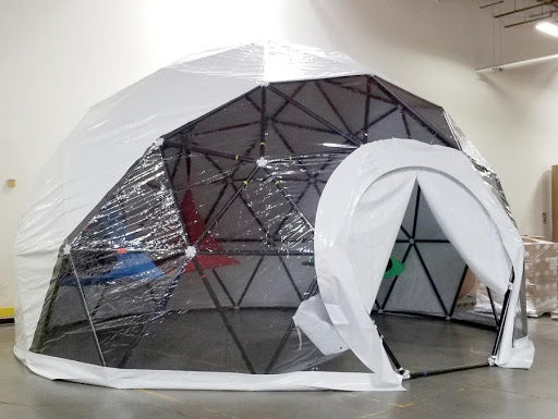 Design your own Dome Cover in 3D