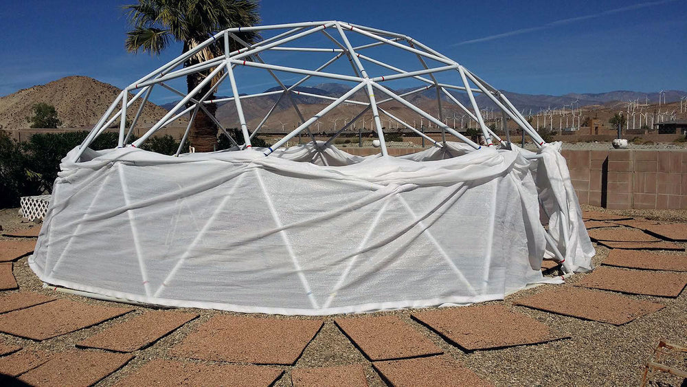 3V 3/8 Mega Hub Palm Springs Dome