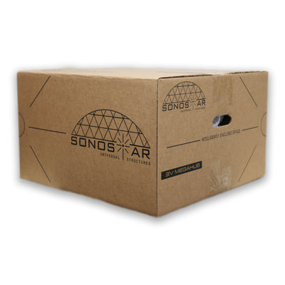 24 ft. Shelter Dome Kit