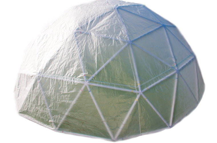 24 ft. Greenhouse Dome Cover