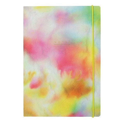 Watercolour B5 Journal