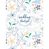 Katie Phythian A Little Wedding Thank You Cards Pack