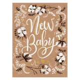 Lily and Val New Baby Card