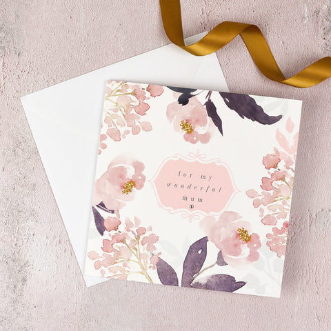 Studio Seed Wonderful Mum Card