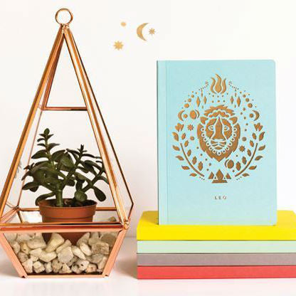 Zodiac Collection A6 Notebooks