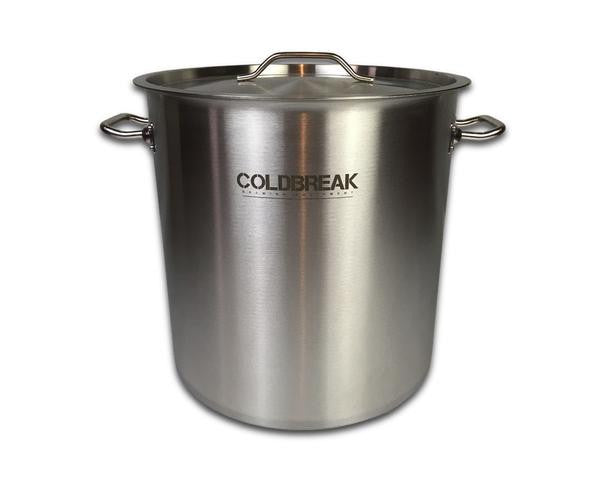 10 Gal Stainless Kettle