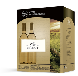 Sauvignon Blanc New Zealand Style - Cru Select recipe kit w/ 16L of juice