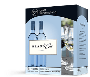 Riesling - Grand Cru recipe kit w/ 10L of juice