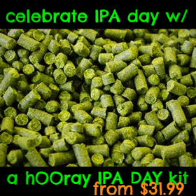 hOOray IPA Day Kit