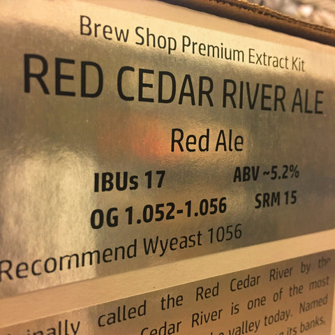 Red Cedar River Ale