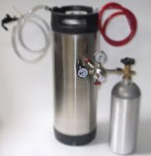 5 Gallon Keg System