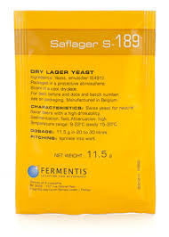 Saflager s-189 Lager Yeast
