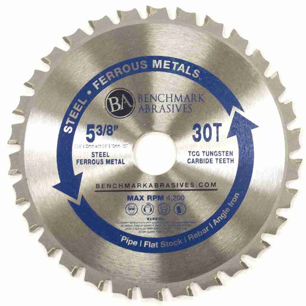 TCT Saw Blades - Metal/Steel