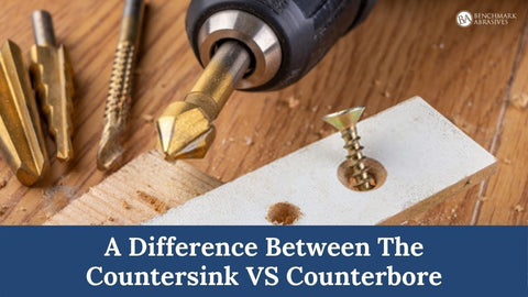 A Difference Between The Countersink VS Counterbore