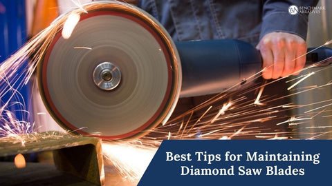 Best Tips for Maintaining Diamond Blades