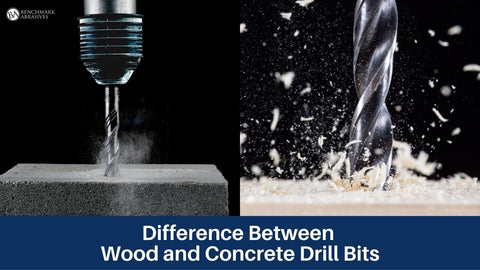 Difference Between Wood and Concrete Drill Bits