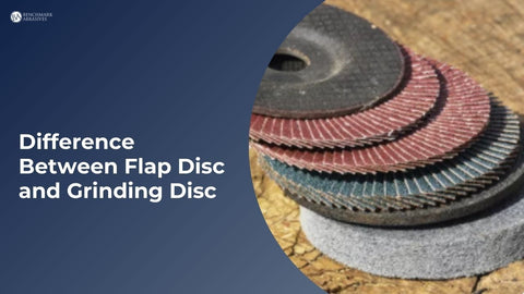 Difference between Flap Discs and Grinding Discs