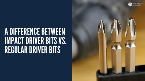 Difference between Impact Driver Bits and Regular Driver Bits