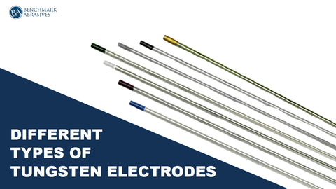 Different Types of Tungsten Electrodes