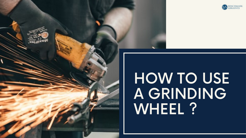 How to Use a Grinding Wheel