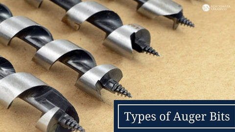 Types of Auger Bits