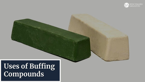 Uses of Buffing Compounds