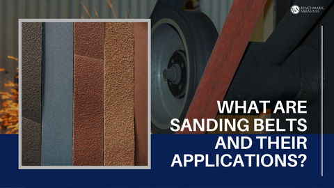 What are Sanding Belts and Their Applications
