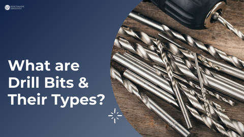 What are drill bits and their types