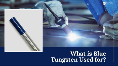 what is blue tungsten used for
