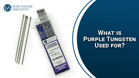 What is Purple Tungsten Used for