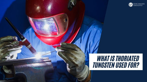 What is Thoriated Tungsten used for