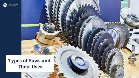types of saws and their uses