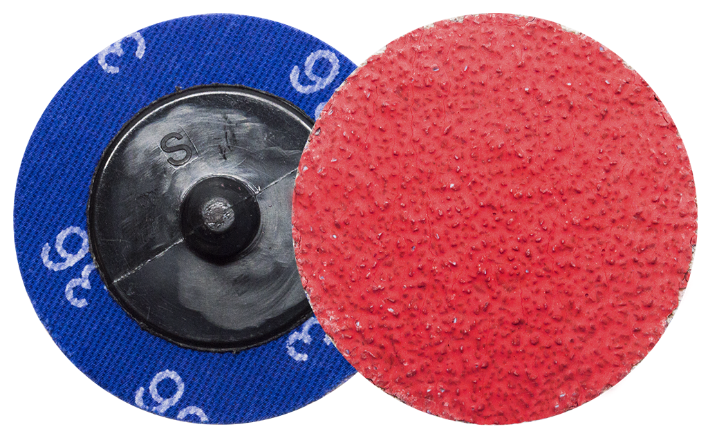 2 Quot Ceramic Quick Change Discs 25 Pack Benchmark Abrasives