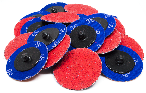 "2"" Ceramic Quick Change Discs - 25 Pack"