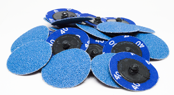 "2"" Zirconia Quick Change Discs - 25 pack"