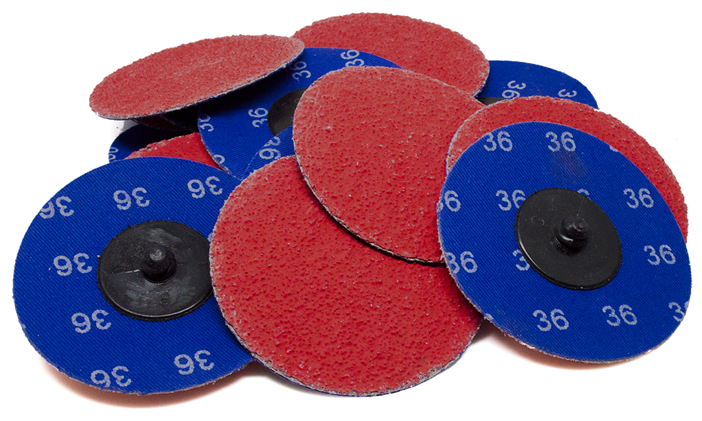 "3"" Ceramic Quick Change Discs - 25 Pack"