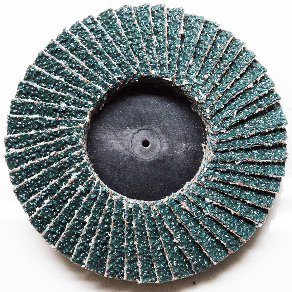 "3"" Mini Flap Disc Zirconia Quick Change Discs"
