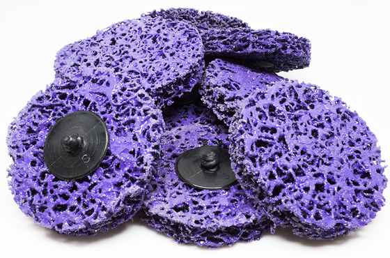 Purple Stripping Discs