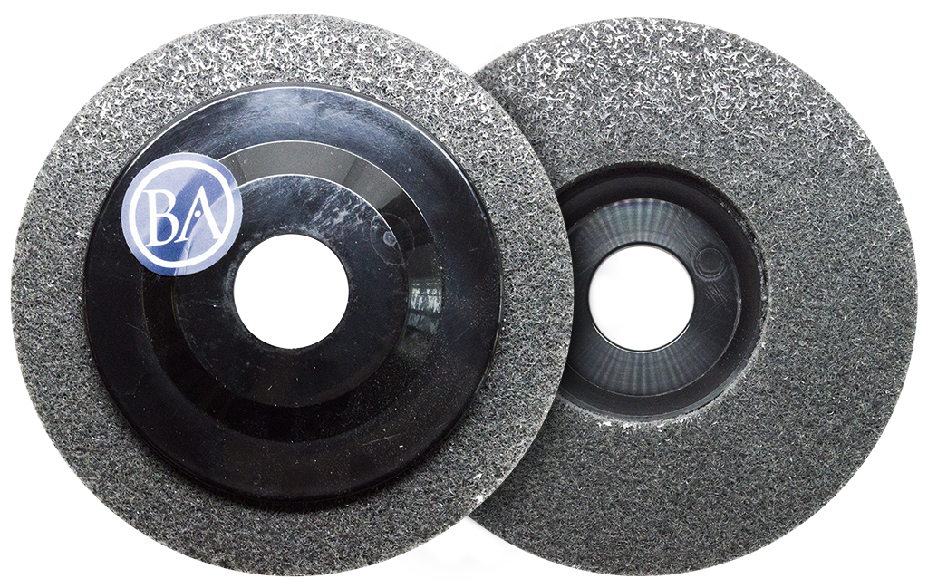 "4-1/2"" x 7/8"" Surface Preparation Wheel"