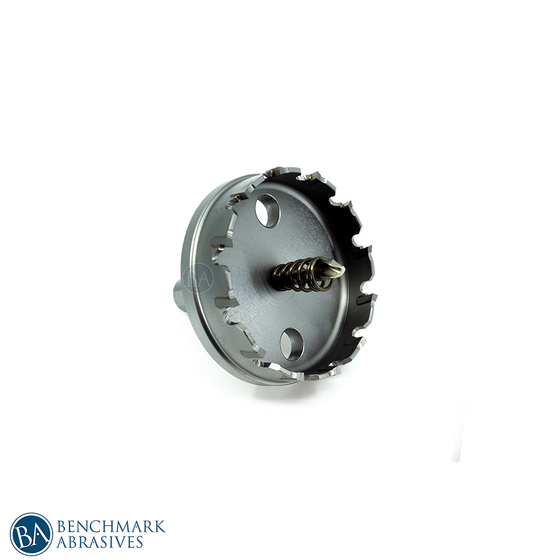 "2-1/2"" Tungsten Carbide Tipped Hole Cutter"