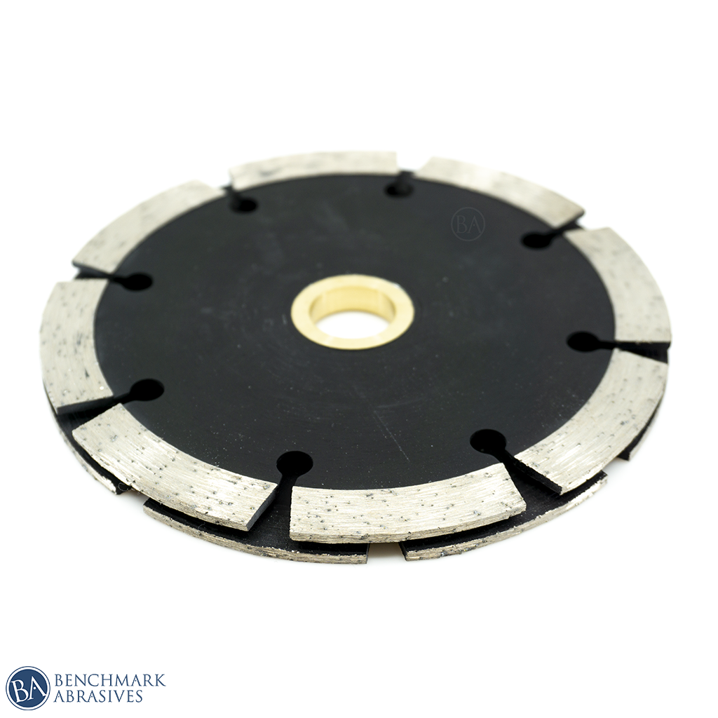 4-1/2 inch Double Sandwich Tuck Point Diamond Blade