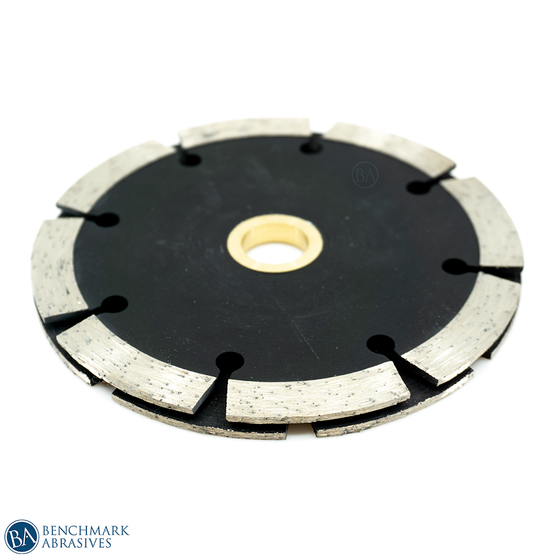 "4-1/2"" Double Sandwich Tuck Point Diamond Blade"
