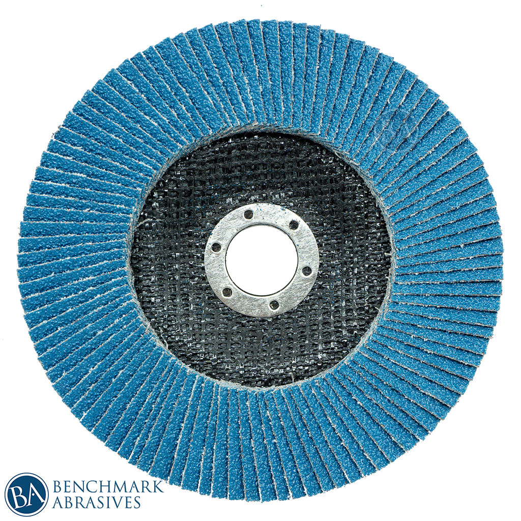 High Density Zirconia Flap Disc T27
