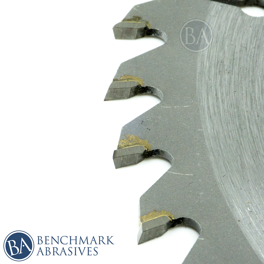 "7-1/4"" 40 Tooth TCT Saw Blade for Finishing & Framing"
