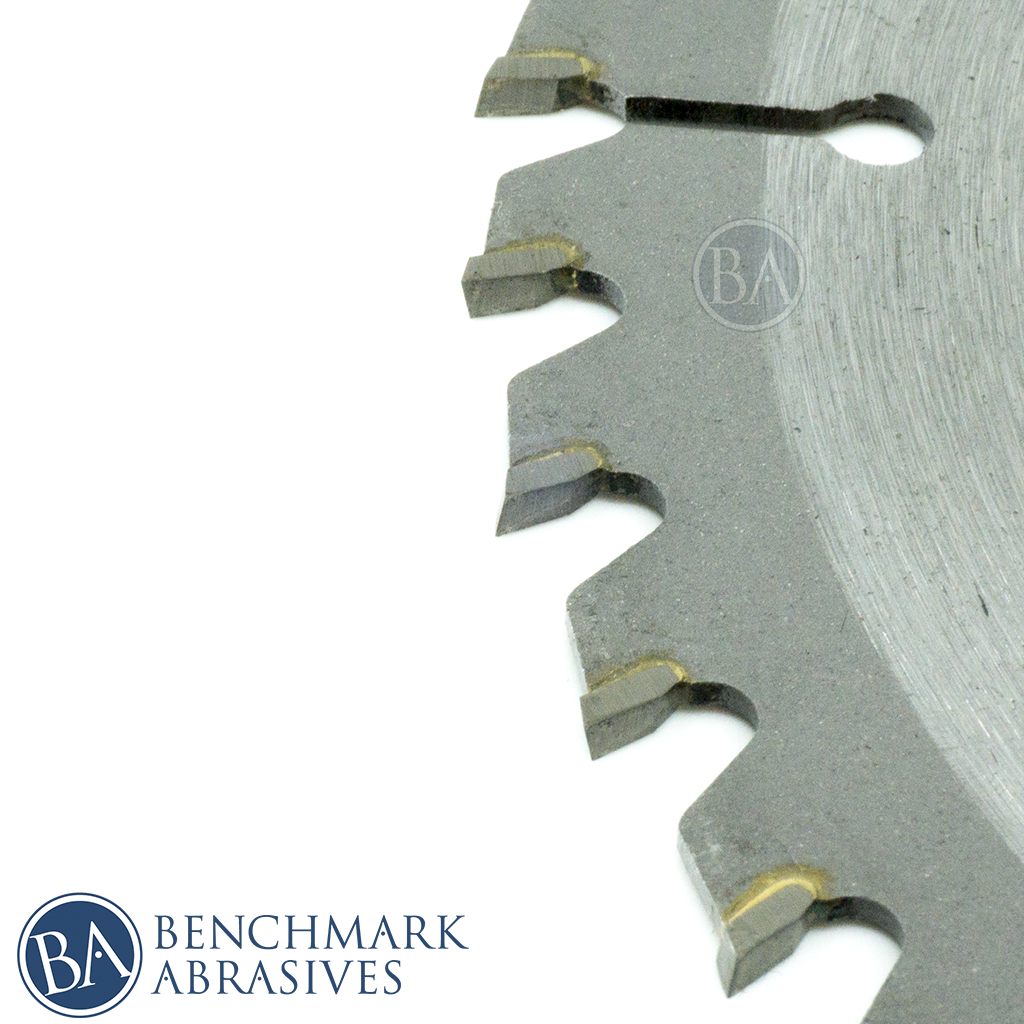 40 Tooth TCT Saw Blade for Finishing & Framing