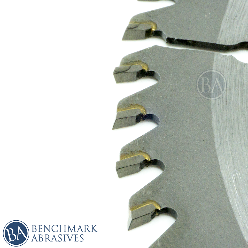64 Tooth TCT Saw Blade for Fine Finishing
