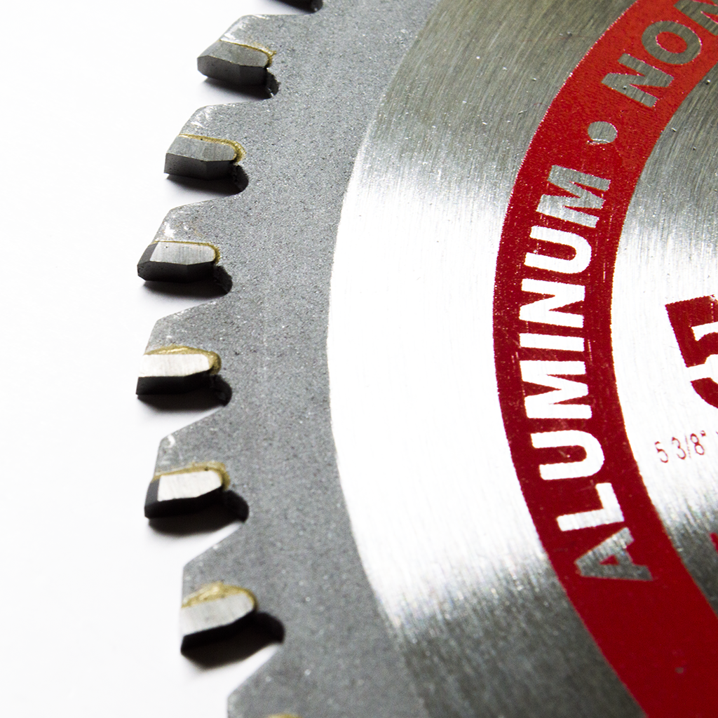 50 Tooth TCT Saw Blade for Aluminum
