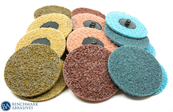 "3"" Premium Surface Conditioning Quick Change Discs"