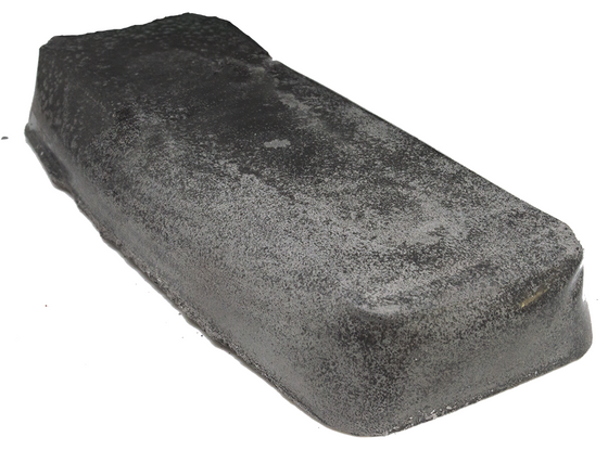 Black Emery Buffing Compound 1 Pound Bar